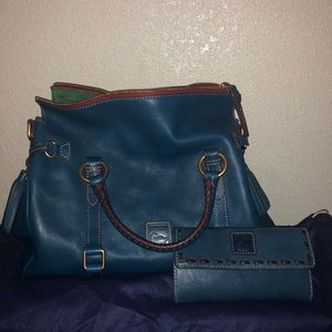 Florentine Dooney and Bourke satchel